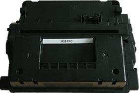 COMPATIBLE HP - 81X / CF-281X Noir (6900 pages) Toner générique