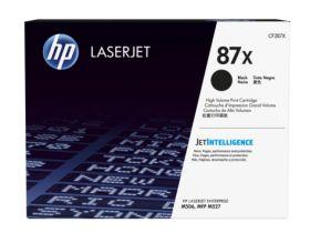 HP ORIGINAL - HP 87X / CF-287X Noir (18000 pages) Toner de marque