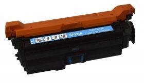 RECYCLE HP - 654A / CF-331A Cyan (15000 pages) Toner remanufacturé avec puce