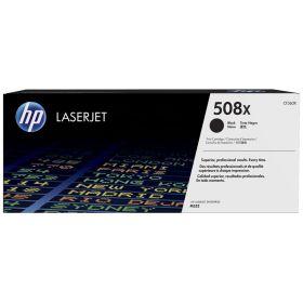 HP ORIGINAL - HP 508X / CF-360X Noir (12500 pages) Toner de marque