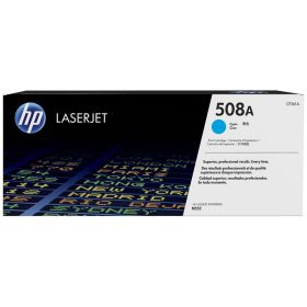 HP ORIGINAL - HP 508A / CF-361A Cyan (5000 pages) Toner de marque