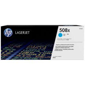 HP ORIGINAL - HP 508X / CF-361X Cyan (9500 pages) Toner de marque