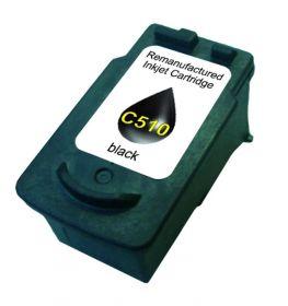 COMPATIBLE CANON - PG-510 Noire (9 ml) Cartouche recyclée