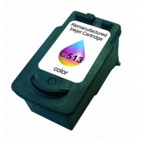 COMPATIBLE CANON - CL-513 couleur (12 ml) Cartouche recyclée