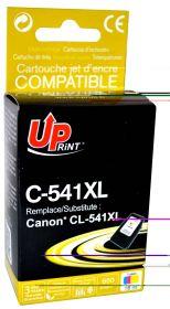 UPRINT - UPrint CL541XL Couleur (18 ml) Cartouche remanufacturée Canon Qualité Premium