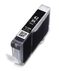 COMPATIBLE CANON - CLI-42 Noir (13 ml) Cartouche générique