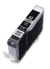 COMPATIBLE CANON - CLI-42 Gris clair (13 ml) Cartouche générique