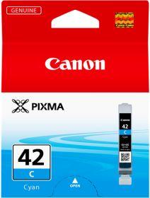 CANON ORIGINAL - Canon CLI-42 Cyan (13 ml) Cartouche de marque