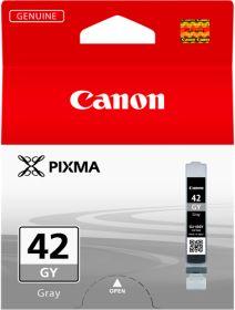 CANON ORIGINAL - Canon CLI-42 Gris (13 ml) Cartouche de marque