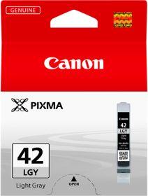 CANON ORIGINAL - Canon CLI-42 Gris clair (13 ml) Cartouche de marque