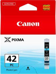 CANON ORIGINAL - Canon CLI-42 Photo Cyan (13 ml) Cartouche de marque