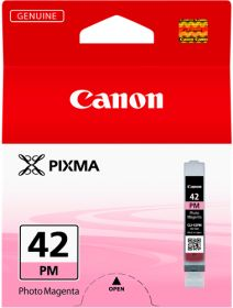 CANON ORIGINAL - Canon CLI-42 Photo Magenta (13 ml) Cartouche de marque