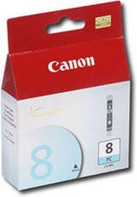 CANON ORIGINAL - Canon CLI8 PC photo cyan (13 ml) Cartouche de marque