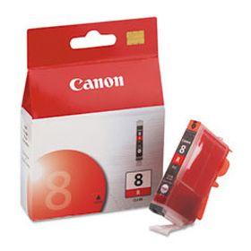 CANON ORIGINAL - Canon CLI8 rouge Cartouche de marque