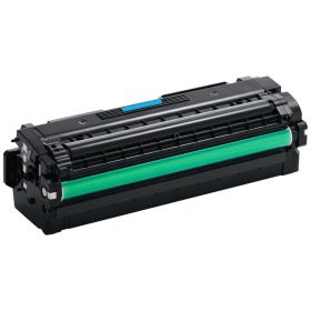 COMPATIBLE SAMSUNG - C506L Cyan (3500 pages) Toner remanufacturé