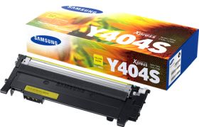 SAMSUNG ORIGINAL - Samsung Y404S Jaune (1000 pages) Toner de marque
