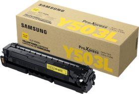 SAMSUNG ORIGINAL - Samsung Y503L Jaune (5000 pages) Toner de marque