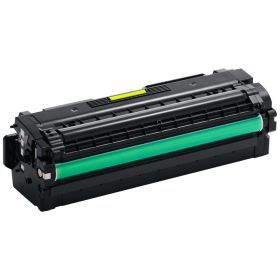 COMPATIBLE SAMSUNG - Y506L Jaune (3500 pages) Toner remanufacturé