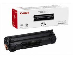 CANON ORIGINAL - Canon 737 Noir (2100 pages) Toner de marque