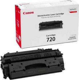 CANON ORIGINAL - Canon 720 Noir (5000 pages) Toner de marque