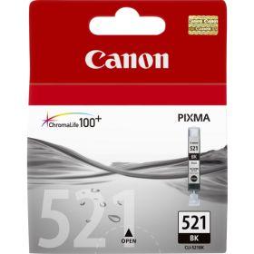 CANON ORIGINAL - Canon CLI-521 noire Cartouche de marque 2933B001