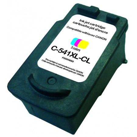 COMPATIBLE CANON - CL541XL Couleur (18 ml) Cartouche remanufacturée Canon Qualité Premium