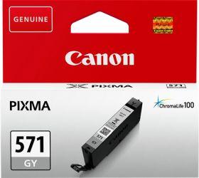 CANON ORIGINAL - Canon CLI-571 Gris (7 ml) Cartouche de marque 0389C001