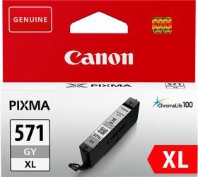 CANON ORIGINAL - Canon CLI-571XL Gris (11 ml) Cartouche de marque 0335C001