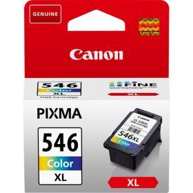 CANON ORIGINAL - Canon CL-546 XL couleur (13 ml) Cartouche de marque 8288B001