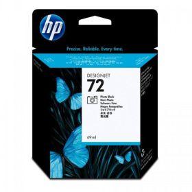 HP ORIGINAL - HP 72 / C9397A Noir Photo (69 ml) Cartouche de marque