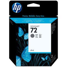 HP ORIGINAL - HP 72 / C9401A Gris (69 ml) Cartouche de marque