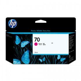 HP ORIGINAL - HP 70 / C9453A Magenta (130 ml) Cartouche de marque