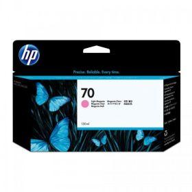 HP ORIGINAL - HP 70 / C9455A Magenta Clair (130 ml) Cartouche de marque