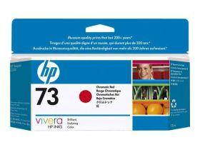 HP ORIGINAL - HP 73 / CD951A Rouge chromatique (130 ml) Cartouche de marque
