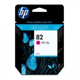 HP ORIGINAL - HP 82 / CH567A Magenta (28 ml) Cartouche de marque