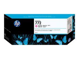 HP ORIGINAL - HP 772 / CN631A Magenta clair (300 ml) Cartouche de marque