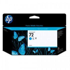 HP ORIGINAL - HP 72 / C9371A Cyan (130 ml) Cartouche de marque