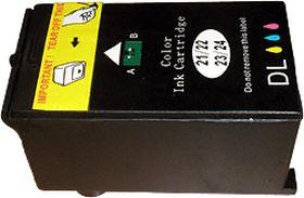 COMPATIBLE DELL - 592-11329 Couleur (340 pages) Cartouche générique pour imprimante Dell V313, V513, V515 et V715