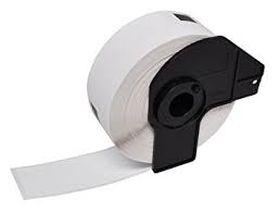 COMPATIBLE BROTHER - DK-11201 Étiquettes d'adresse standard générique 29 x 90 mm, impression noir sur papier blanc