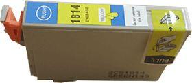 COMPATIBLE EPSON - 18XL Jaune (10 ml) Cartouche générique avec puce