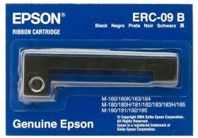 EPSON ORIGINAL - Epson C43S015354 / ERC-09B Noir Pack de 10 rubans encreur de marque
