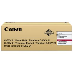 CANON ORIGINAL - Canon C-EXV 21 Magenta (53000 pages) Tambour de marque