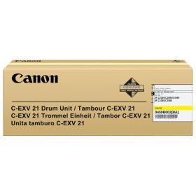 CANON ORIGINAL - Canon C-EXV 21 Jaune (53000 pages) Tambour de marque