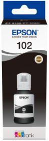 EPSON ORIGINAL - Epson 102 Noir (127 ml) Bouteille recharge d'encre de marque