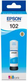 EPSON ORIGINAL - Epson 102 Cyan (70 ml) Bouteille recharge d'encre de marque