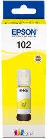 EPSON ORIGINAL - Epson 102 Jaune (70 ml) Bouteille recharge d'encre de marque