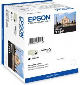 EPSON ORIGINAL - Epson T7441 noire (181,1 ml) Cartouche de marque