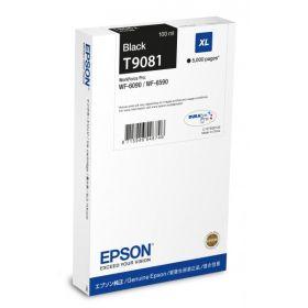 EPSON ORIGINAL - Epson T9081 Noir (5000 pages) Cartouche de marque pour WF-6090/ 6590