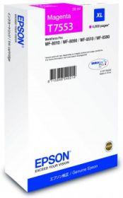 EPSON ORIGINAL - Epson T7553 Magenta (39ml) Cartouche de marque