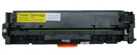COMPATIBLE HP - 305A / CE412A Jaune (2600 pages) Toner remanufacturé